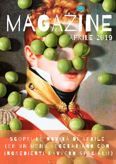 Copertina Magazine Aprile 2019