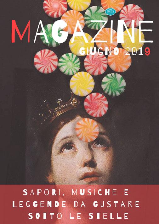 cover magazine giugno 2019