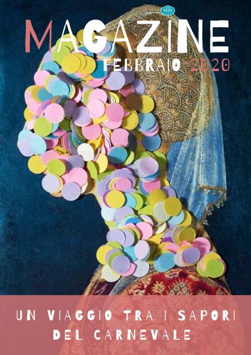 Copertina Magazine Febbraio 2020