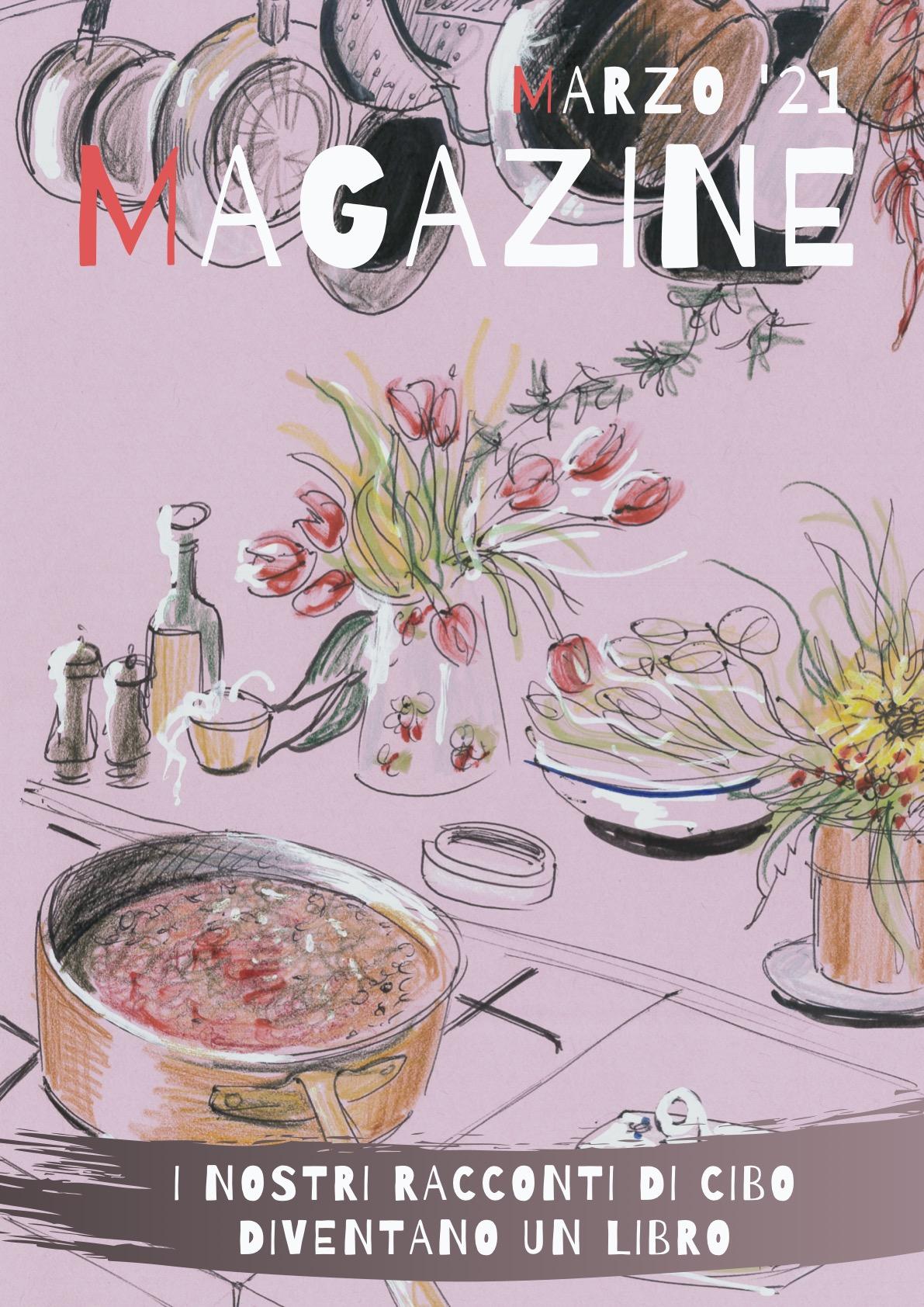 Cover Magazine Marzo 2021